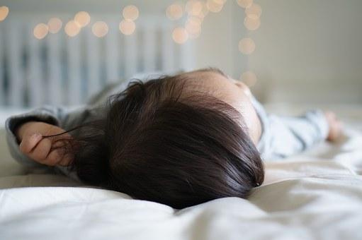 да спиш като бебе