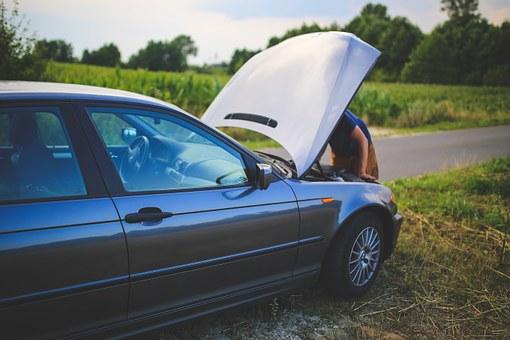 поправка на автомобил